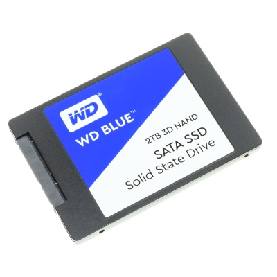 "WD Blue 3D NAND (2000GB, 2.5"")"