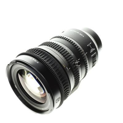 Sony E PZ 18-110mm f/4 G OSS, E-Mount
