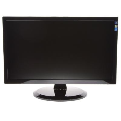 Hannspree HANNS-G HE247DPB 60cm 23,6Zoll Wide TFT LED-BL FullHD 16:9 1920x1080 analog+digital DVI D-Sub 2x1...