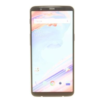 """OnePlus 5T (6"""", 64GB, Dual SIM, 16MP, Midnight Black)"""