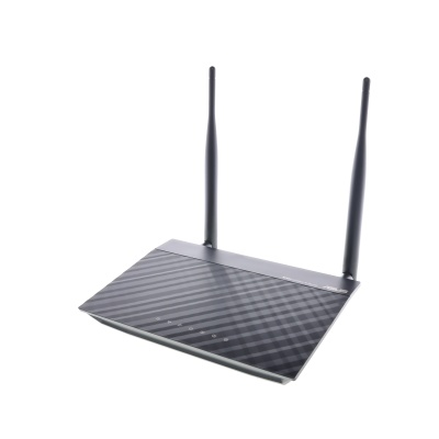 ASUS RT-N12E: WLAN Router