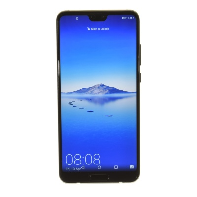 "Huawei P20 (5.80"", 128GB, Dual SIM, 12MP, Black)"
