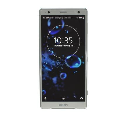 "Sony Xperia XZ2 EU (5.70"", 64GB, Dual SIM, 19MP, Liquid Silver)"