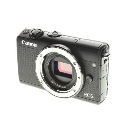 Canon EOS M100 Body (24.20MP, 6FPS, Wi-Fi)