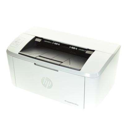 HP M15w LaserJet Pro (WiFi, Laser/LED, Noir et blanc)
