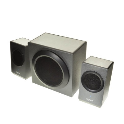 Logitech Z337 Multimedia Speaker (2.1 Channel)