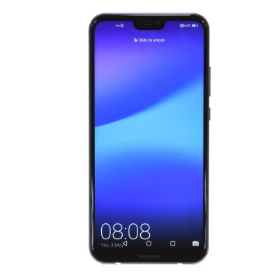 "Huawei P20 Lite (5.80"", 64GB, Dual SIM, 16MP, Klein Blue)"