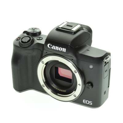 Canon EOS M50 Body (24.10MP, 10FPS, WiFi)