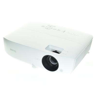 BenQ MX535 DLP Projector 3.600AL XGA 1.024x768 15:000:1 4:3 D-Sub analog USB RS232 HDMI 1x2W 3Dready 32dB Eco white