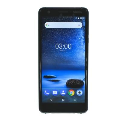 """Nokia 3.1 (5.20"""", 16GB, Doppia SIM, 13MP, rame blu)"""