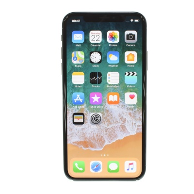 "Apple iPhone X (5.80"", 64Go, 12Mpx, Argent)"