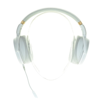 Sennheiser HD 4.30i (Over-Ear, Weiss)