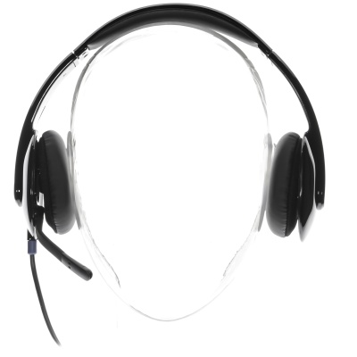 Logitech USB Headset H540 (USB, Cable)