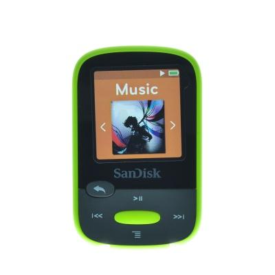 Sandisk Clip Sport (8GB, Lime)