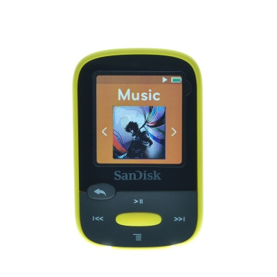 Sandisk Clip Sport (8GB, Yellow)