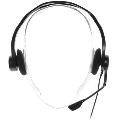 Logitech OEM PC Headset 960 USB (USB, Câble)