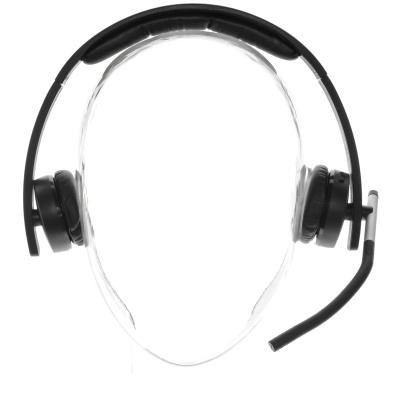 Logitech Wireless Headset Dual H820e (USB, Senza fili, Skype per le imprese)