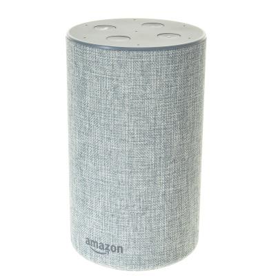 Amazon Echo 2. Generation (Hellgrau Stoff, Bluetooth)