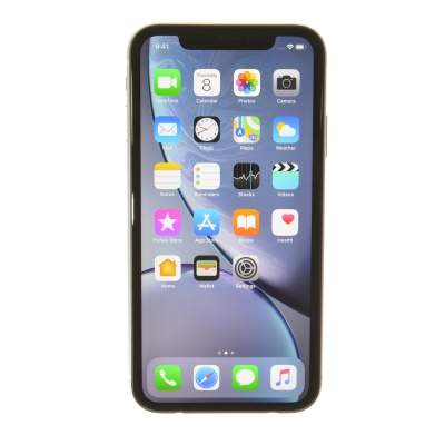 Apple iPhone XR (64Go, Blanc, 6.10