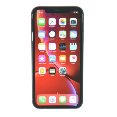 """Apple iPhone XR (6.10"""", 128GB, 12MP, (PRODUCT)RED)"""