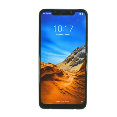 "Xiaomi POCOPHONE F1 (6.18"", 64GB, Dual SIM, 12MP, Graphite Black)"