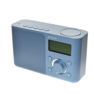 Sony XDR-S61D (Blau, DAB+)
