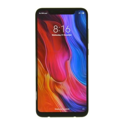 """Xiaomi Mi 8 (6.21"""", 128GB, Doppia SIM, 12MP, White)"""