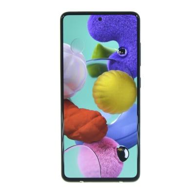"Samsung Galaxy A51 EU (128GB, Prism Crush Black, 6.50"", Dual SIM + SD, 48Mpx, 4G)"