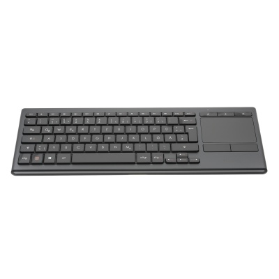 Logitech Wireless Illuminated Keyboard K830 (USB, US, Wireless)