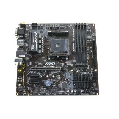 MSI B450M Pro-VDH Max (AM4, AMD B450, mATX)