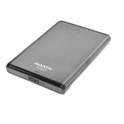 """ADATA HD HV620, 2.5"""", USB3, 1TB, black (1000GB)"""