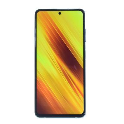 """Xiaomi Poco X3 NFC (64Go, Bleu cobalt, 6.67"""", Double SIM hybride, 64Mpx, 4G)"""
