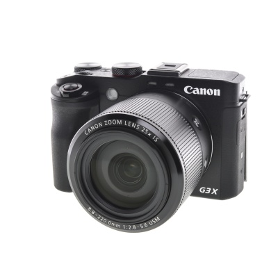 Canon PowerShot G3 X (20MP, 5.90FPS, Wi-Fi)