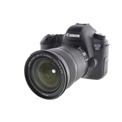 Canon EOS 6D Mark II (24-105mm, 26.20Mpx, Vollformat / FX)