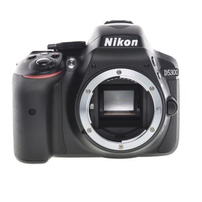 Nikon D5300 Body (24.78Mpx, 5FPS, GPS, WiFi)