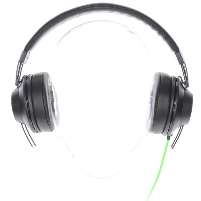 Razer Adaro Stereo Headphone (Over-Ear, Black)