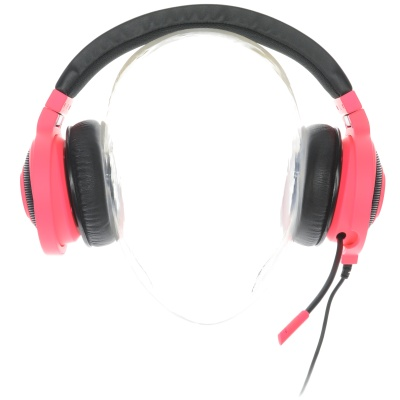 Razer Kraken Pro Neon Series (Over-Ear, Red)
