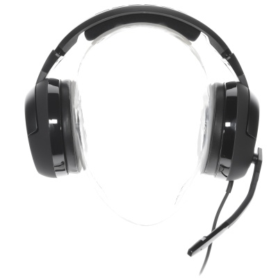 Roccat Kave XTD 5.1 Digital (Over-Ear, Schwarz)