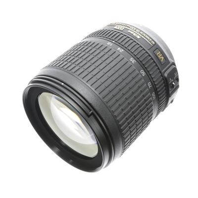 Nikon AF-S DX VR ED-IF 18-105mm f/3.5-5.6G (18 - 105 mm, 3.50 - 5.60 x)