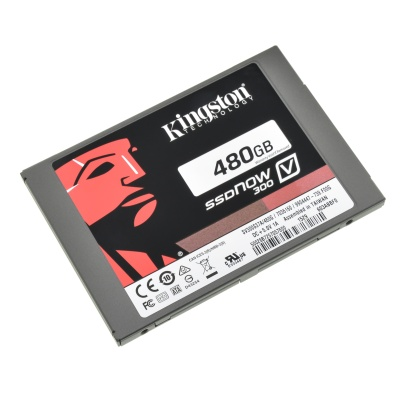 "Kingston SSD Now V300 480GB, 2.5"", MLC"