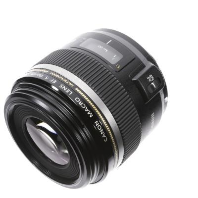 Canon EF-S 60mm f/2.8 Makro USM - Schweiz Ware