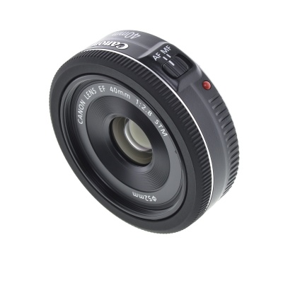 Canon EF 40mm f/2.8 Pancake STM - Schweiz Ware