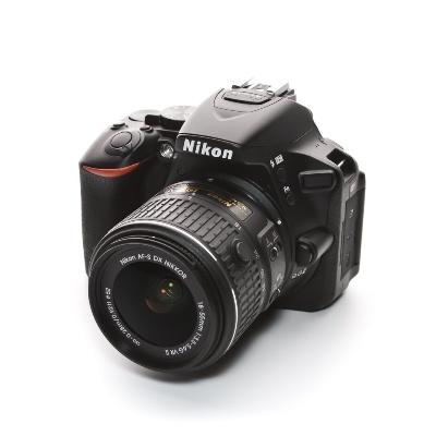 Nikon D5500 + 18-55mm