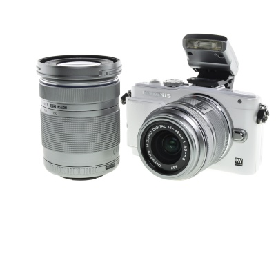 Olympus E-PL6 Double Zoom Kit
