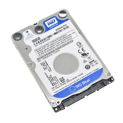 """WD Blue Mobile (0.50TB, 2.5"""")"""
