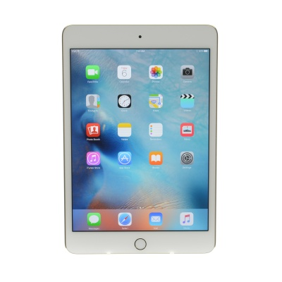 "Apple iPad mini 4 (7.90"", 32GB, Gold)"