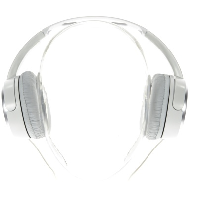 Sony MDR-XD150 (Over-Ear, Weiss)