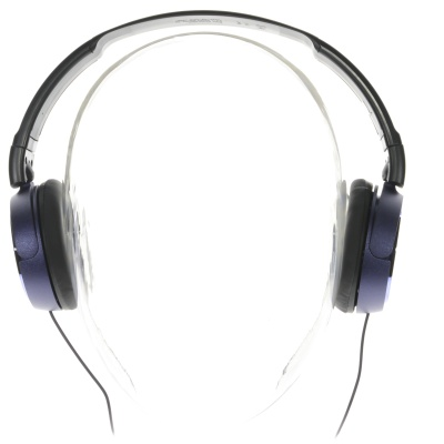 Sony MDR-ZX310 (On-Ear, Bleu)