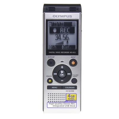 Olympus WS-852 (4GB, Silver)