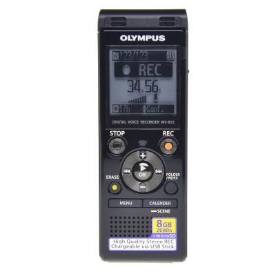 Olympus WS-853 (8GB, Nero)
